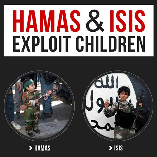 ISIS ISIL HAMAS Palestine ARAB